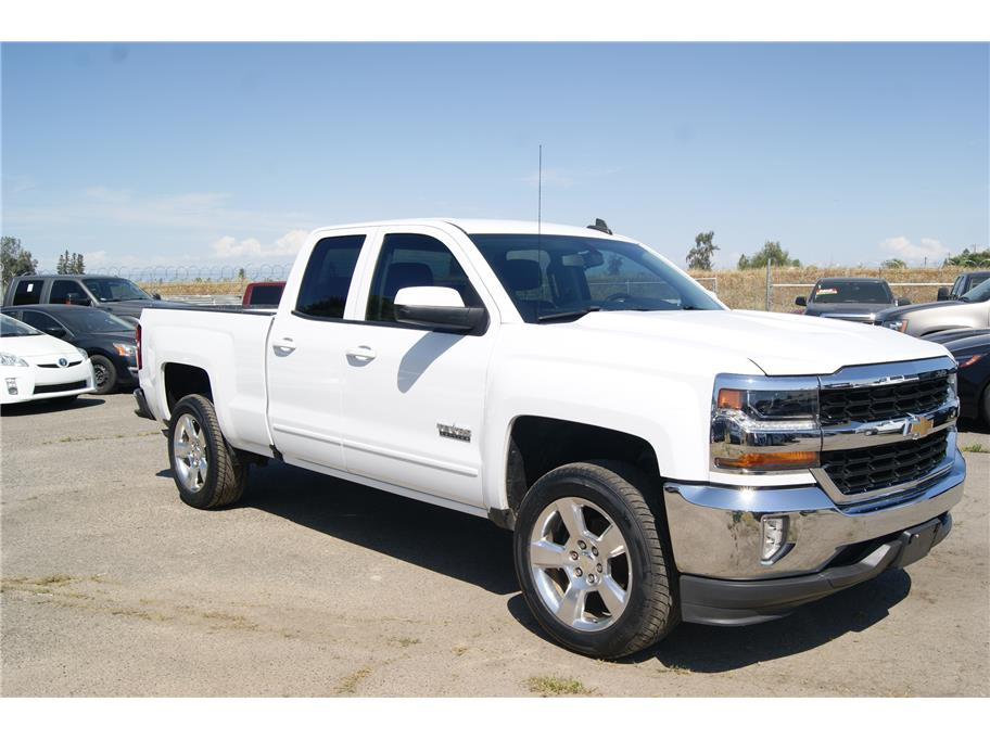 2016 Chevrolet Silverado 1500 Double Cab from Auto Plaza