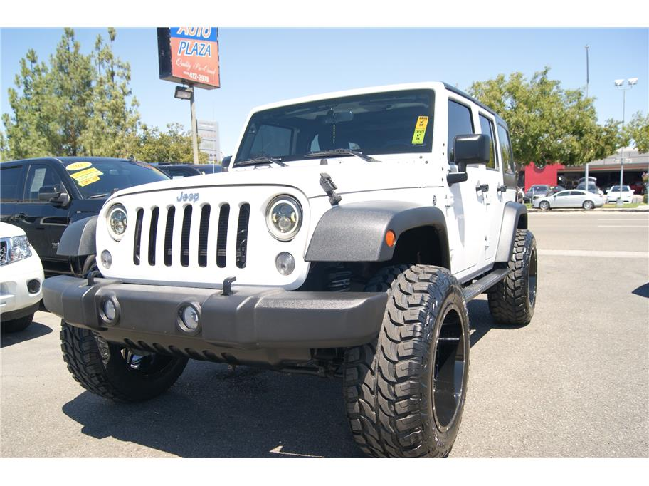 2016 Jeep Wrangler from Auto Plaza