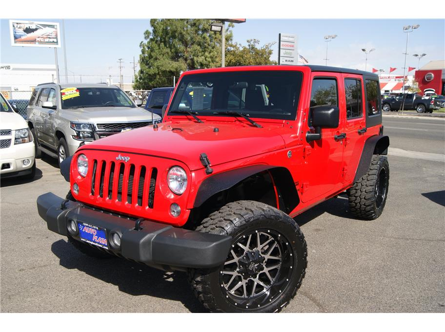 2015 Jeep Wrangler from Auto Plaza