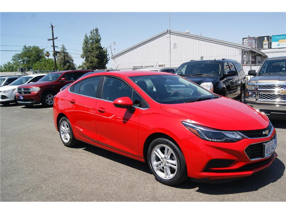 2016 Chevrolet Cruze from Auto Plaza