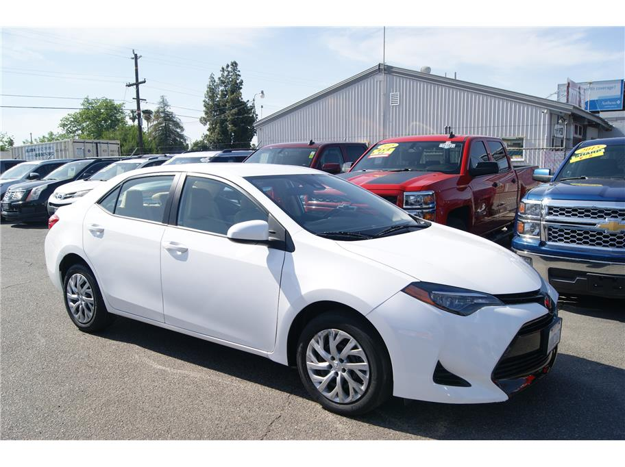 2017 Toyota Corolla from Auto Plaza