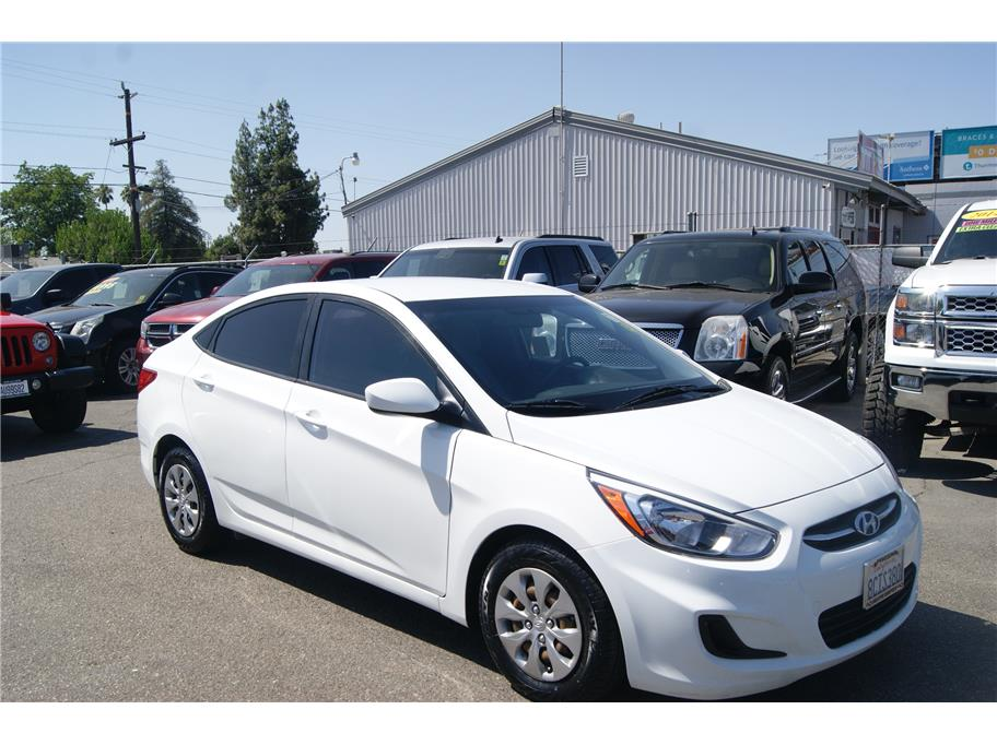 2016 Hyundai Accent from Auto Plaza