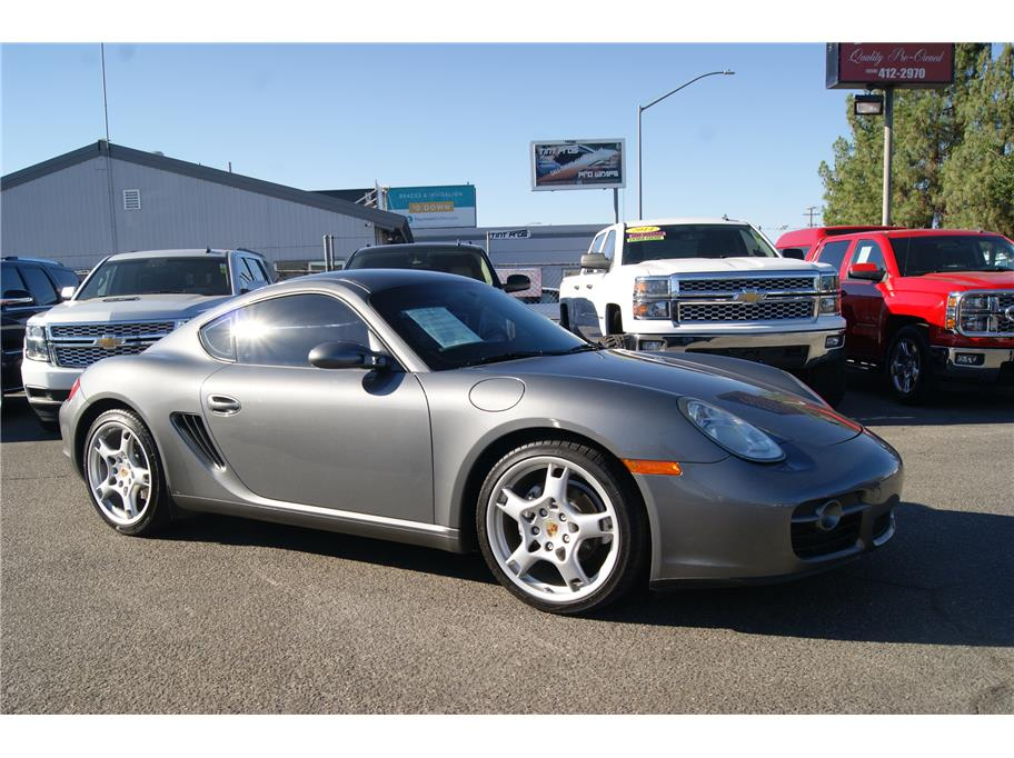 2007 Porsche Cayman from Auto Plaza
