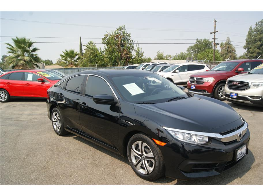 2018 Honda Civic from Auto Plaza