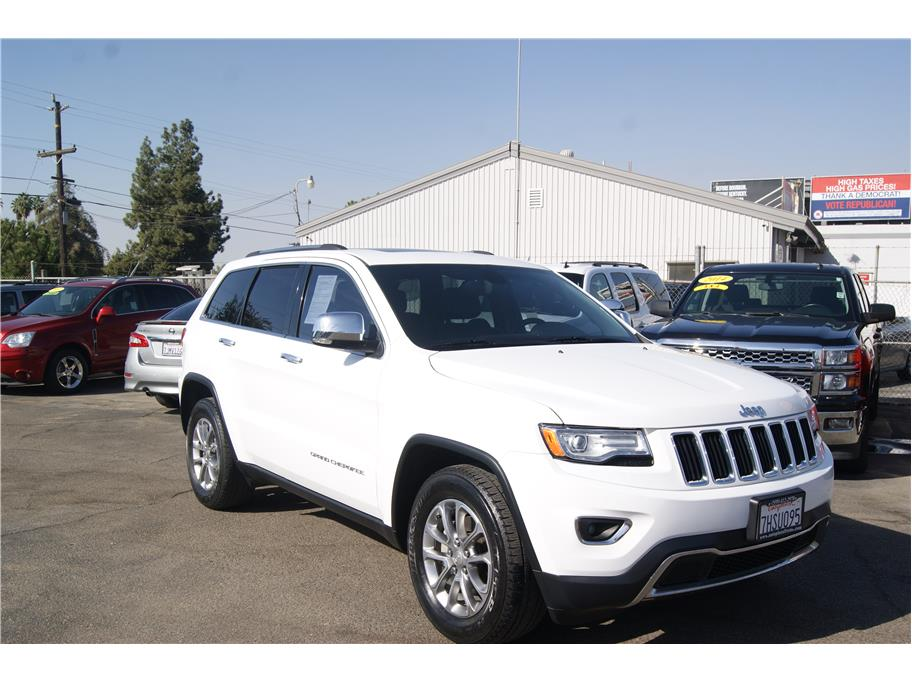 2015 Jeep Grand Cherokee from Auto Plaza