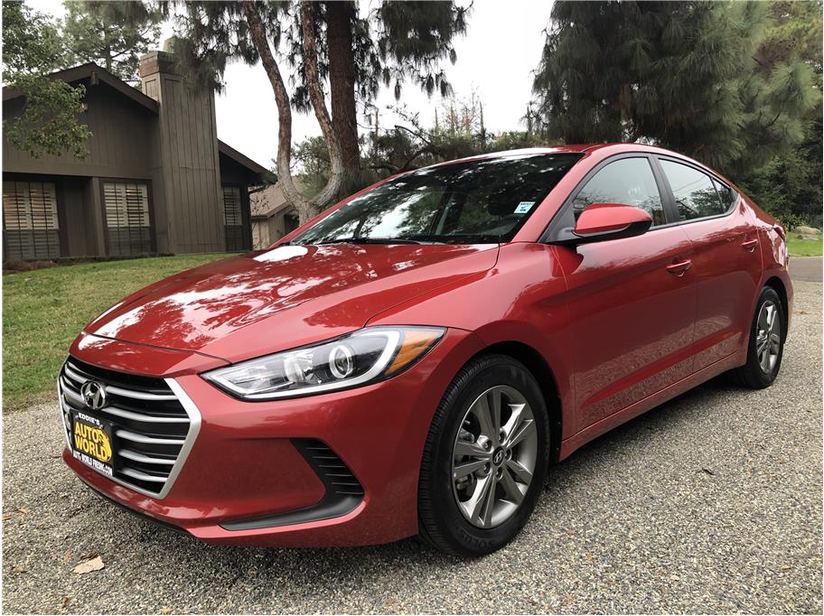 2018 Hyundai Elantra from Eddies Auto World
