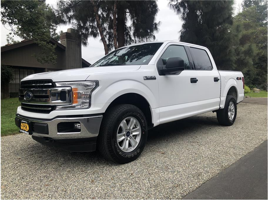 2018 Ford F150 SuperCrew Cab from Eddies Auto World