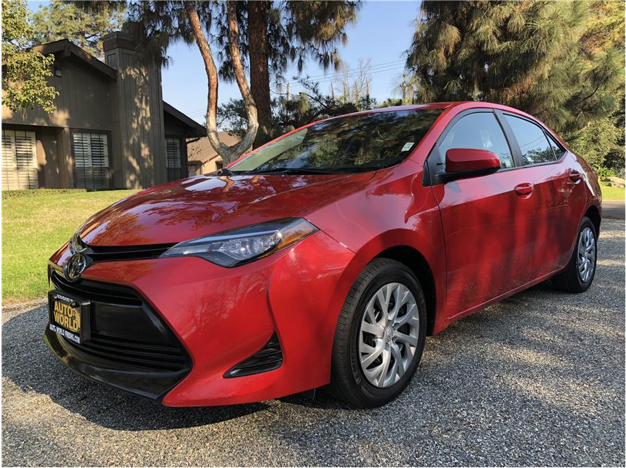 2017 Toyota Corolla from Eddies Auto World