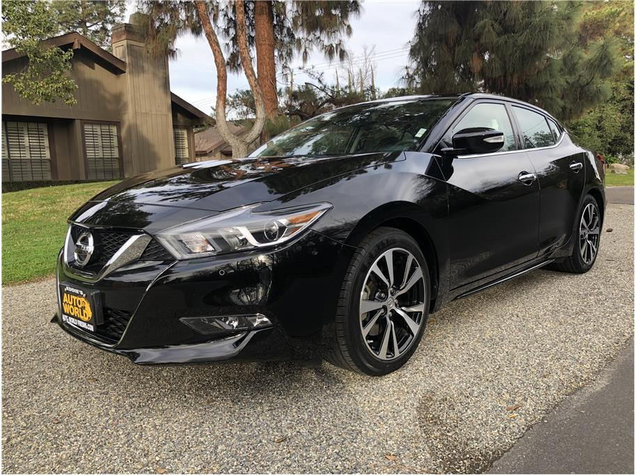 2018 Nissan Maxima from Eddies Auto World