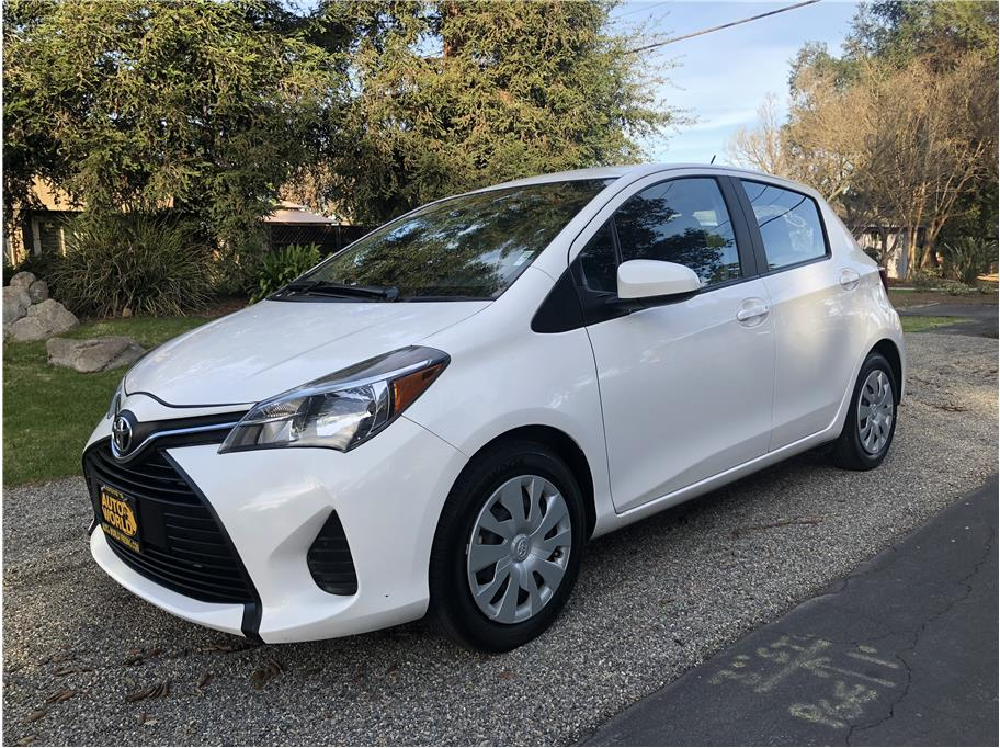 2017 Toyota Yaris from Eddies Auto World