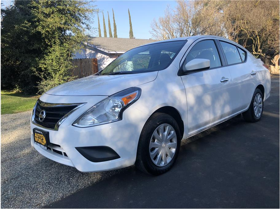 2018 Nissan Versa from Eddies Auto World