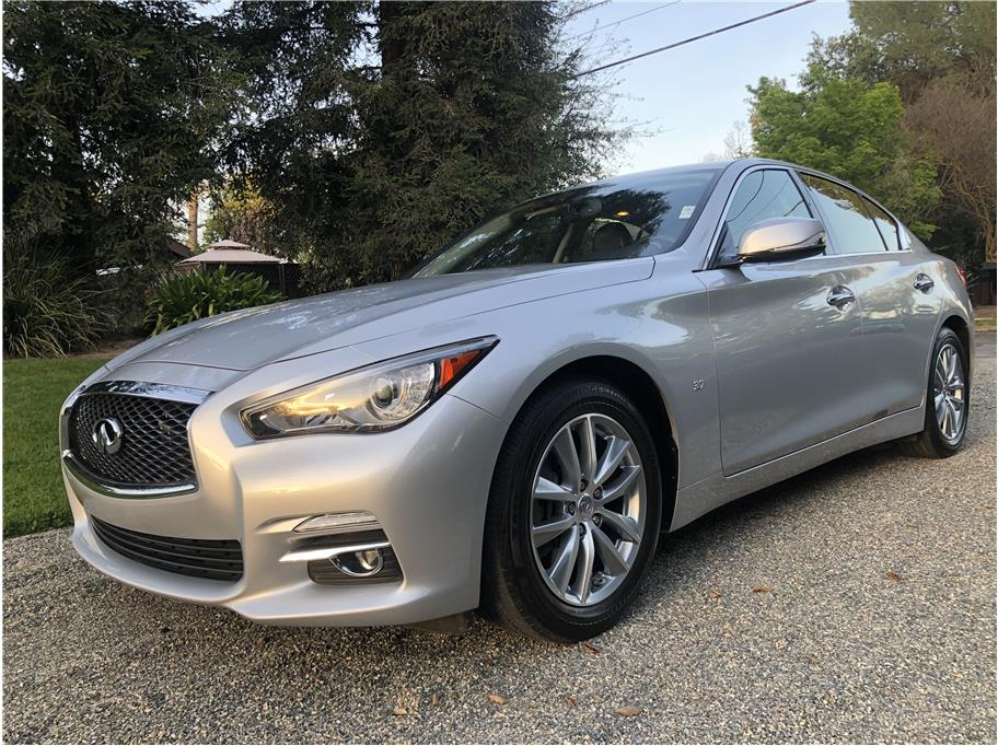 2015 Infiniti Q50 from Eddies Auto World