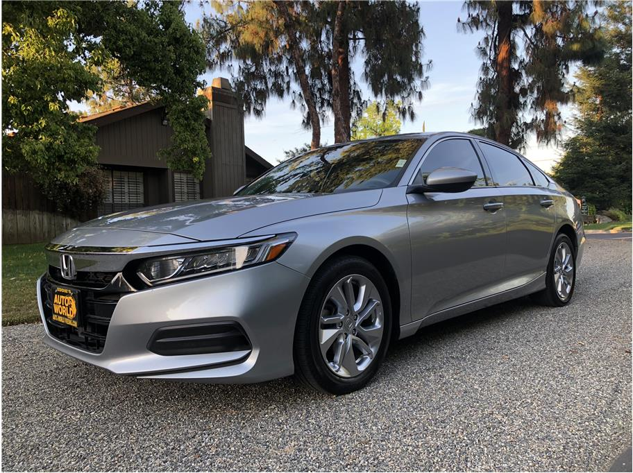 2018 Honda Accord from Eddies Auto World