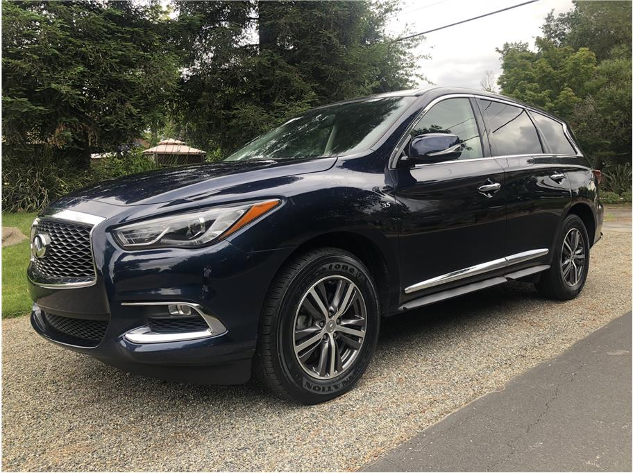 2018 Infiniti QX60 from Eddies Auto World