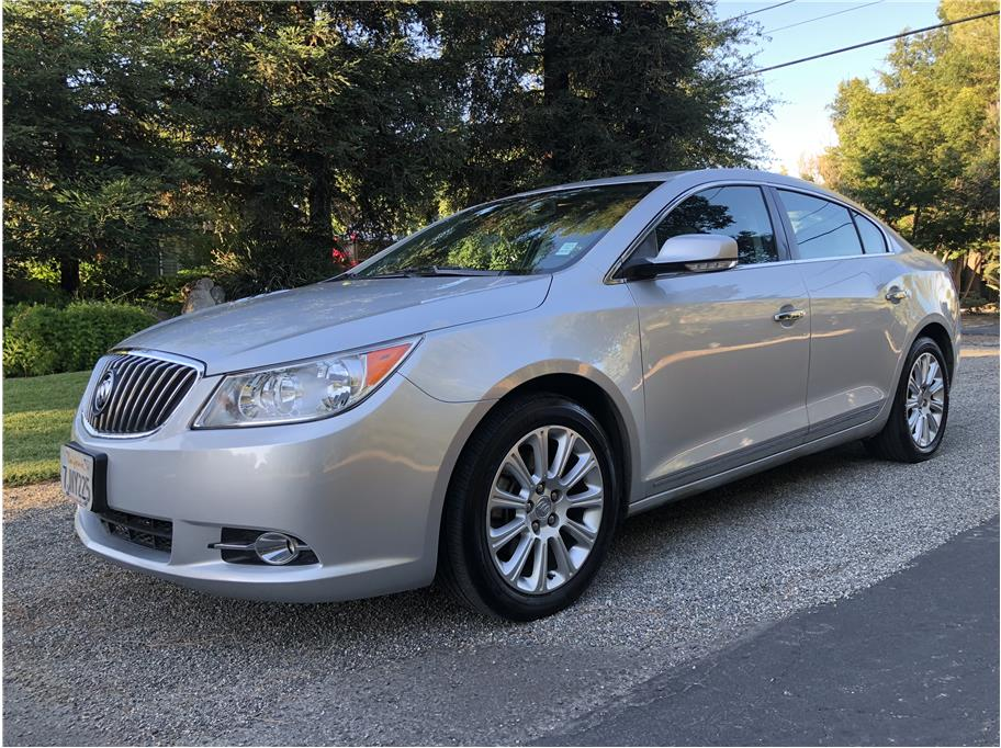 2013 Buick LaCrosse from Eddies Auto World
