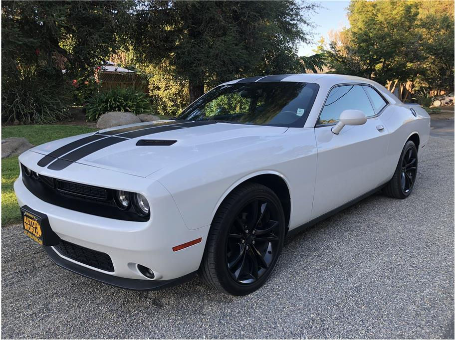 2016 Dodge Challenger from Eddies Auto World