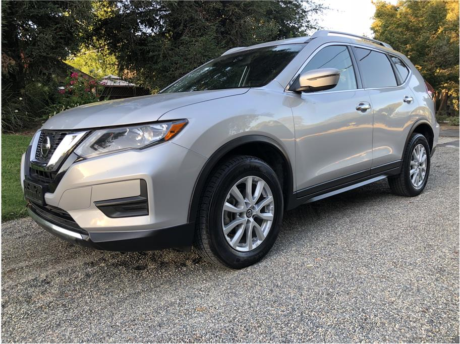2018 Nissan Rogue from Eddies Auto World