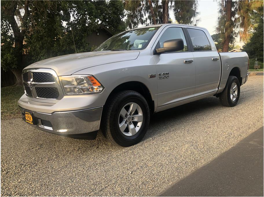 2018 Ram 1500 Crew Cab from Eddies Auto World