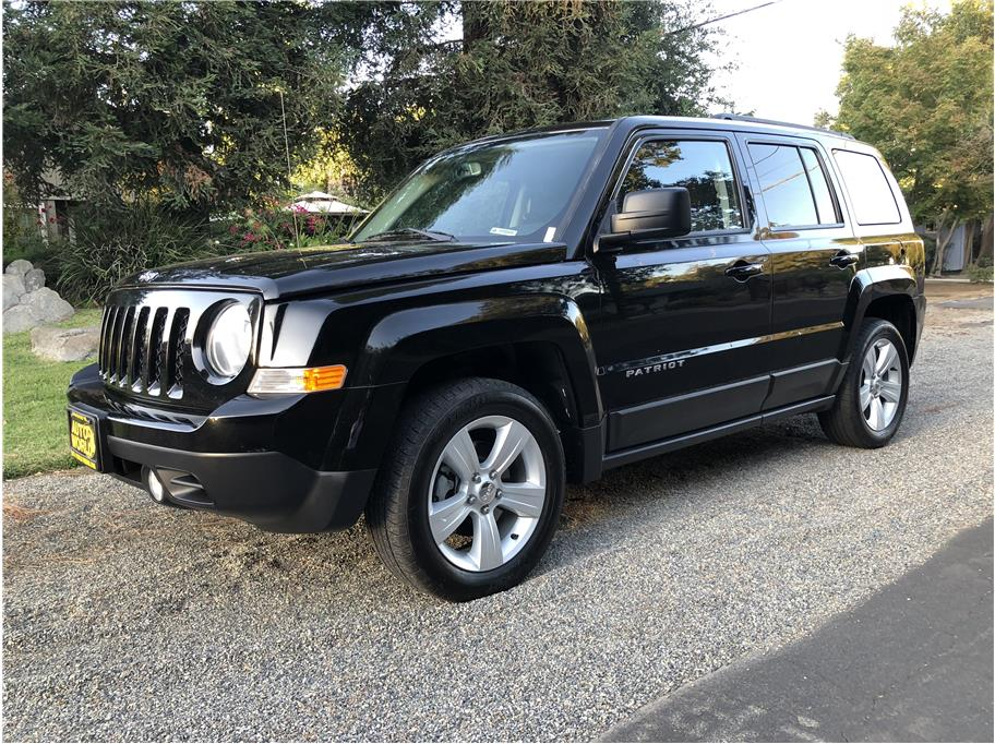 2017 Jeep Patriot from Eddies Auto World