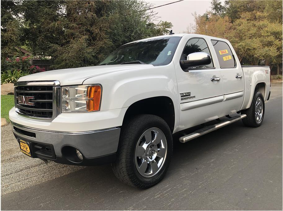 2011 GMC Sierra 1500 Crew Cab from Eddies Auto World