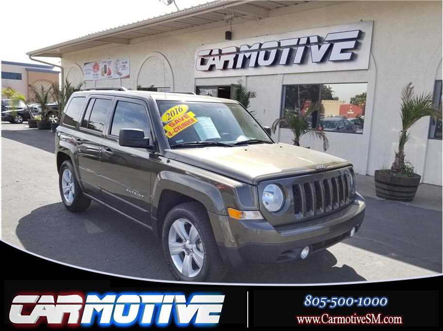 2016 Jeep Patriot from Carmotive