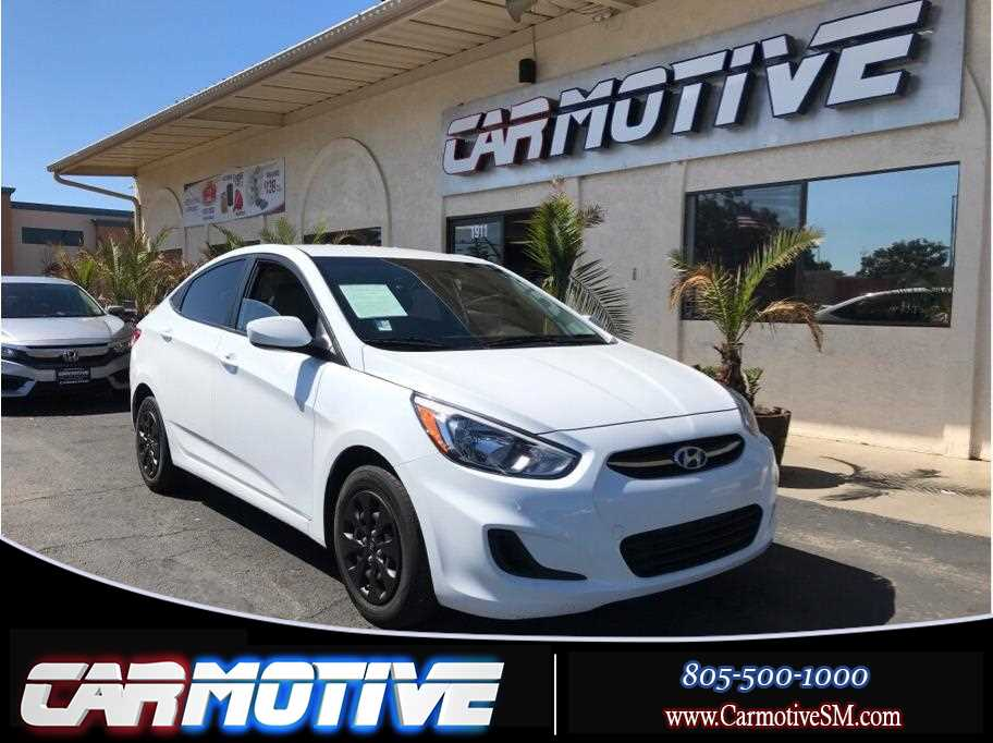 2017 Hyundai Accent from Carmotive