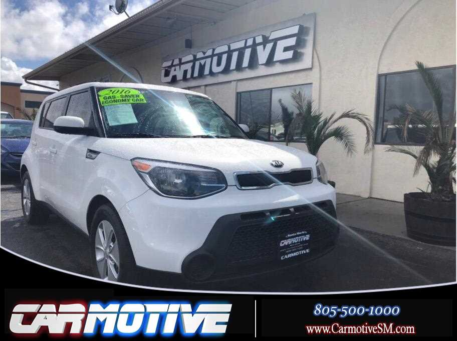 2016 Kia Soul from Carmotive