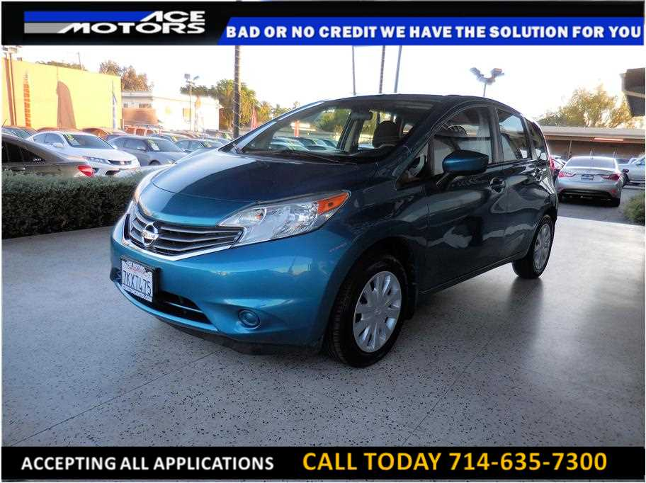 2015 Nissan Versa from ACE Motors