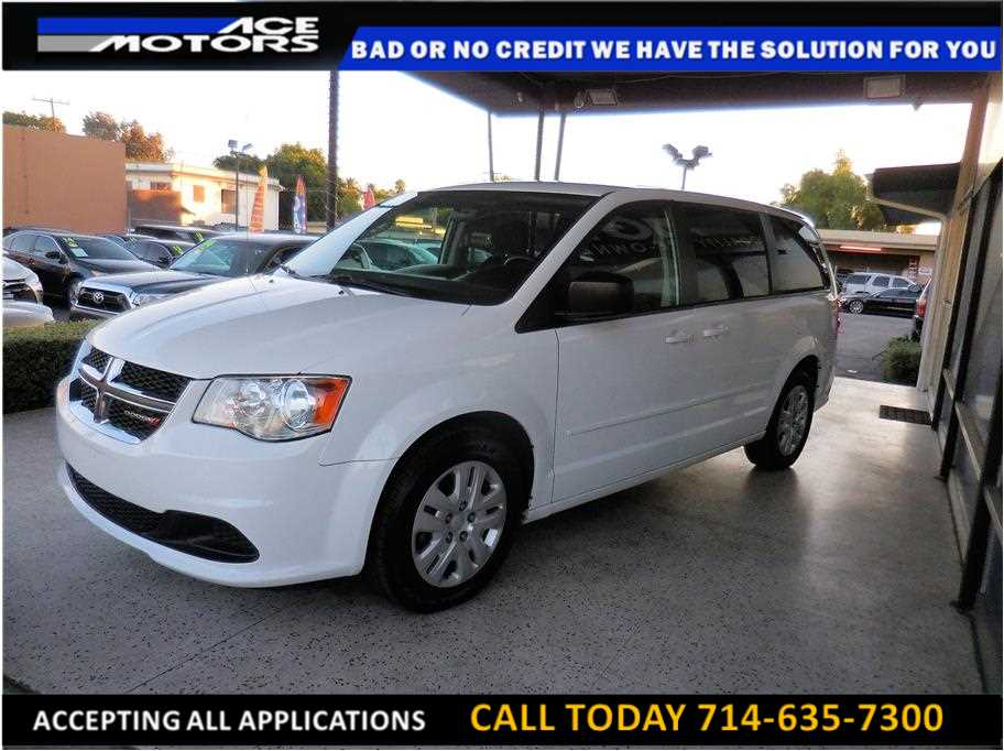 2016 Dodge Grand Caravan Passenger from ACE Motors