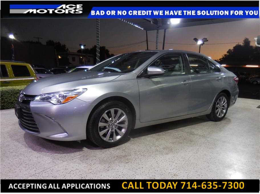 2015 Toyota Camry from ACE Motors