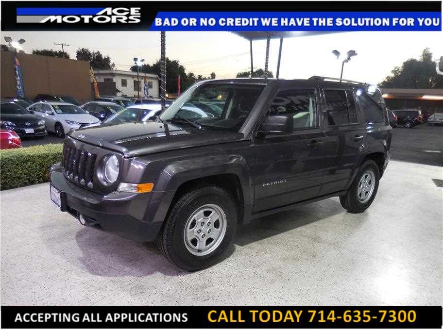 2016 Jeep Patriot from ACE Motors