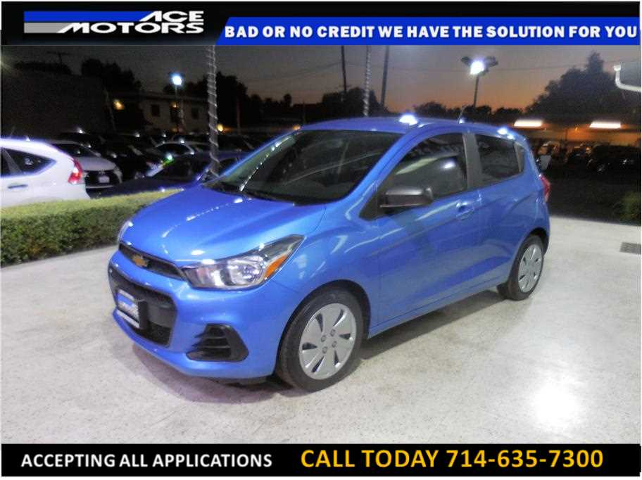 2017 Chevrolet Spark from ACE Motors