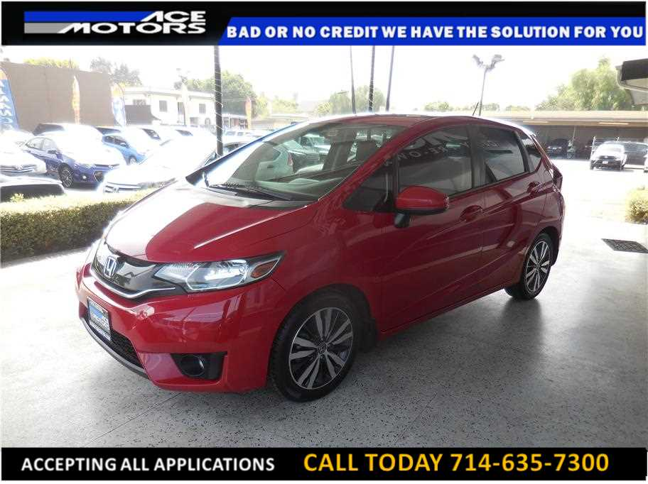 2015 Honda Fit from ACE Motors