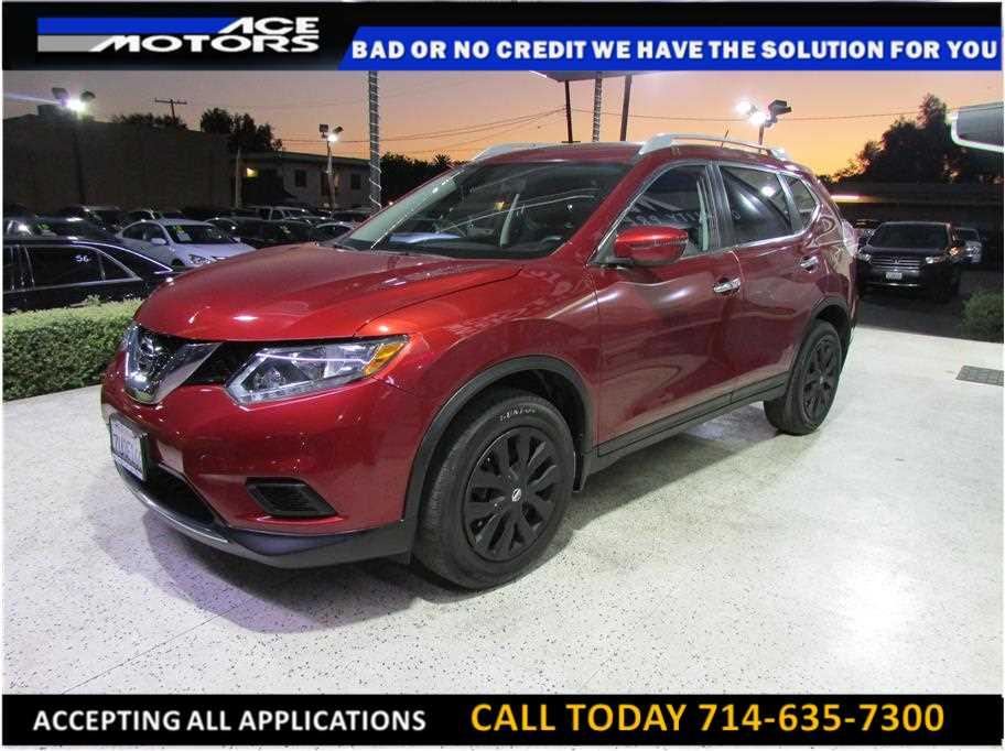 2016 Nissan Rogue from ACE Motors