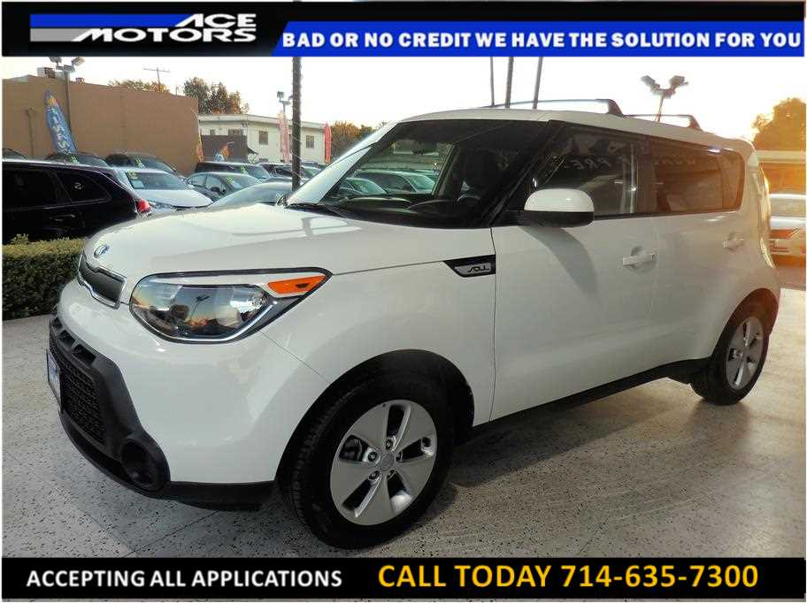 2016 Kia Soul from ACE Motors