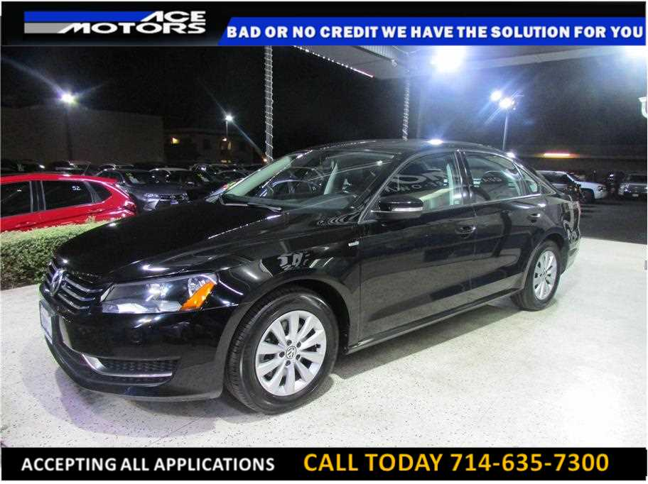 2015 Volkswagen Passat from ACE Motors