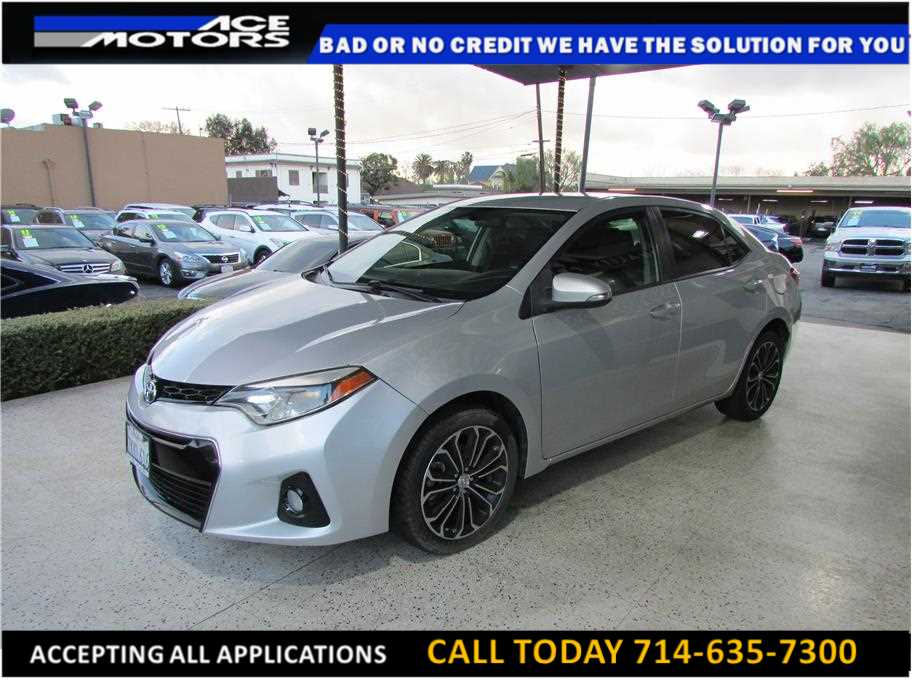 2015 Toyota Corolla from ACE Motors