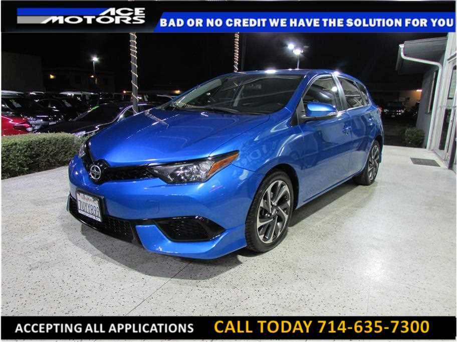 2016 Scion iM from ACE Motors