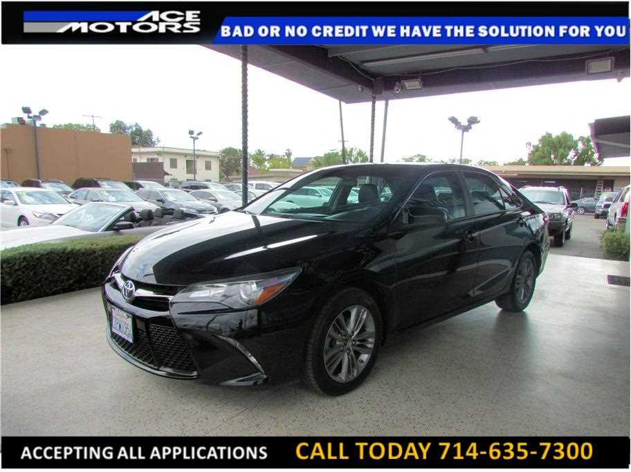 2016 Toyota Camry from ACE Motors