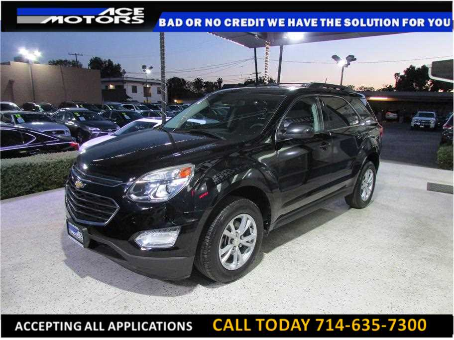 2016 Chevrolet Equinox from ACE Motors