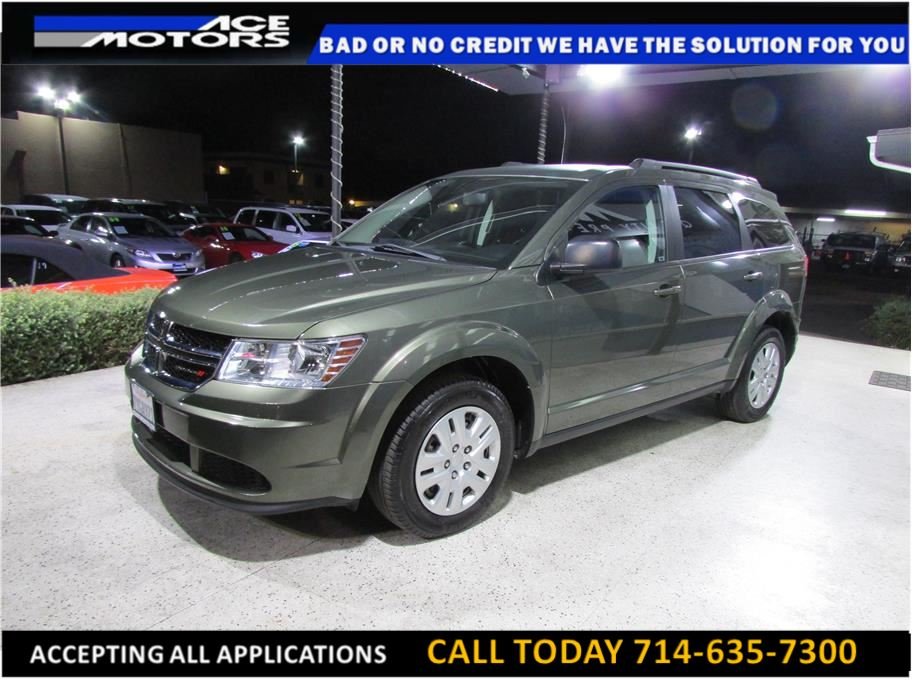 2017 Dodge Journey from ACE Motors