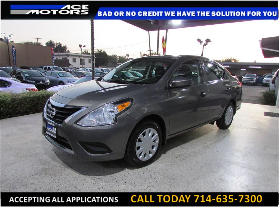 2017 Nissan Versa from ACE Motors