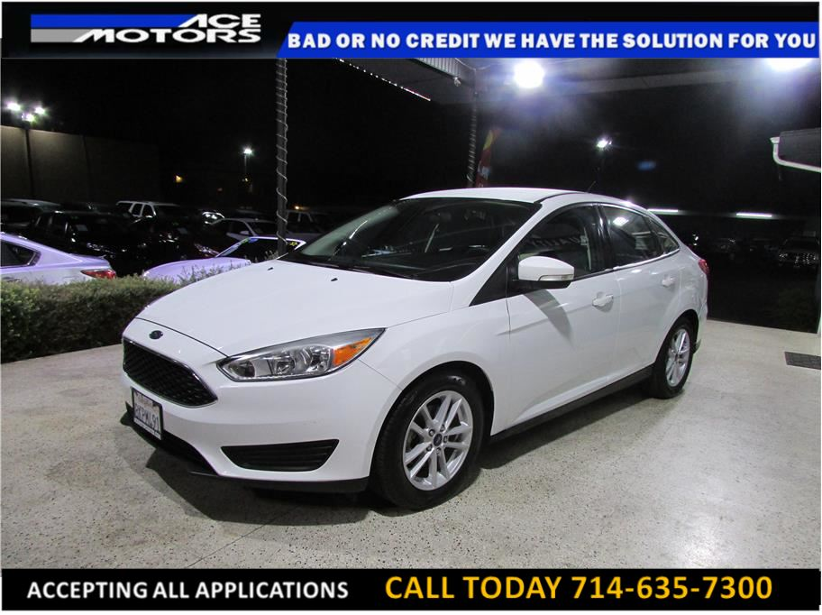 2017 Ford Focus from ACE Motors