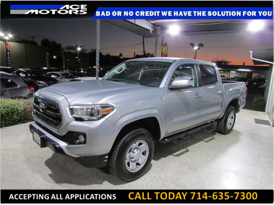 2017 Toyota Tacoma Double Cab from ACE Motors