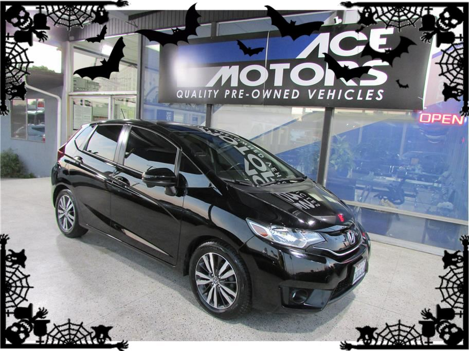 2016 Honda Fit from ACE Motors