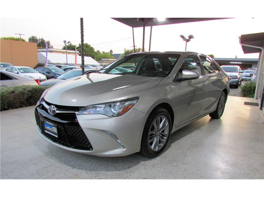2017 Toyota Camry from ACE Motors