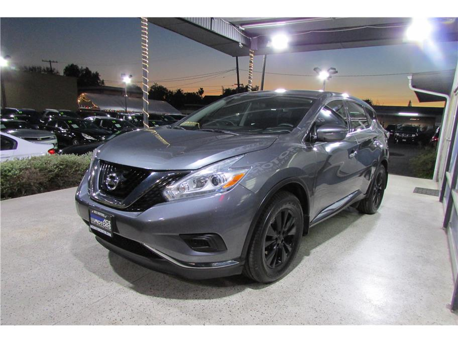 2017 Nissan Murano from ACE Motors