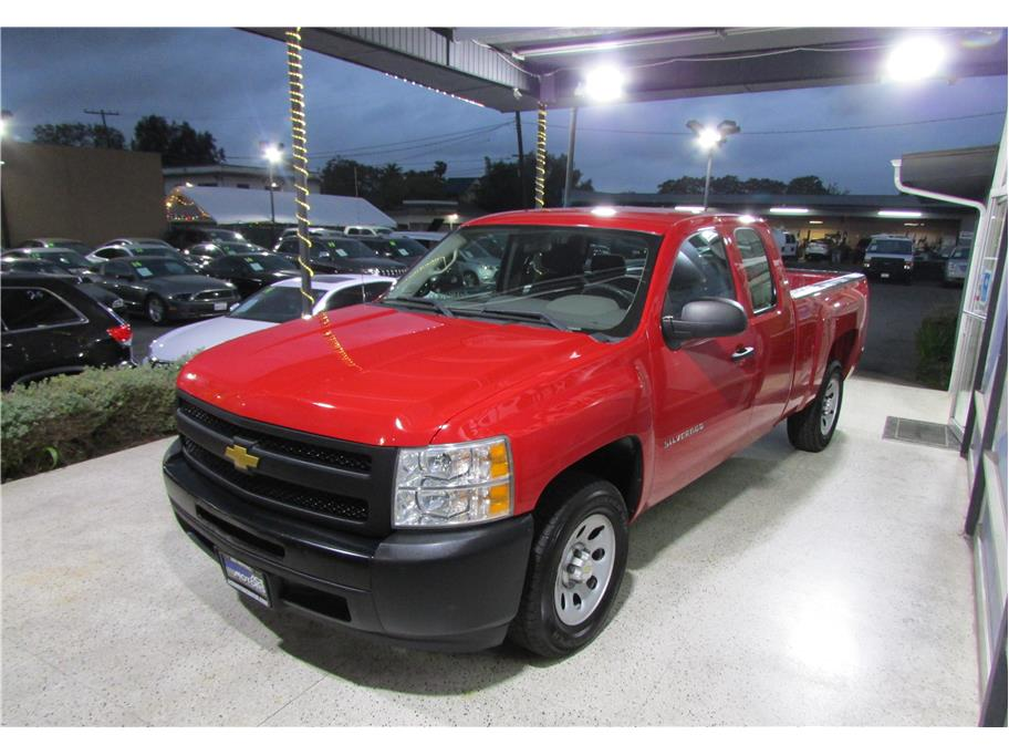 2013 Chevrolet Silverado 1500 Extended Cab from ACE Motors