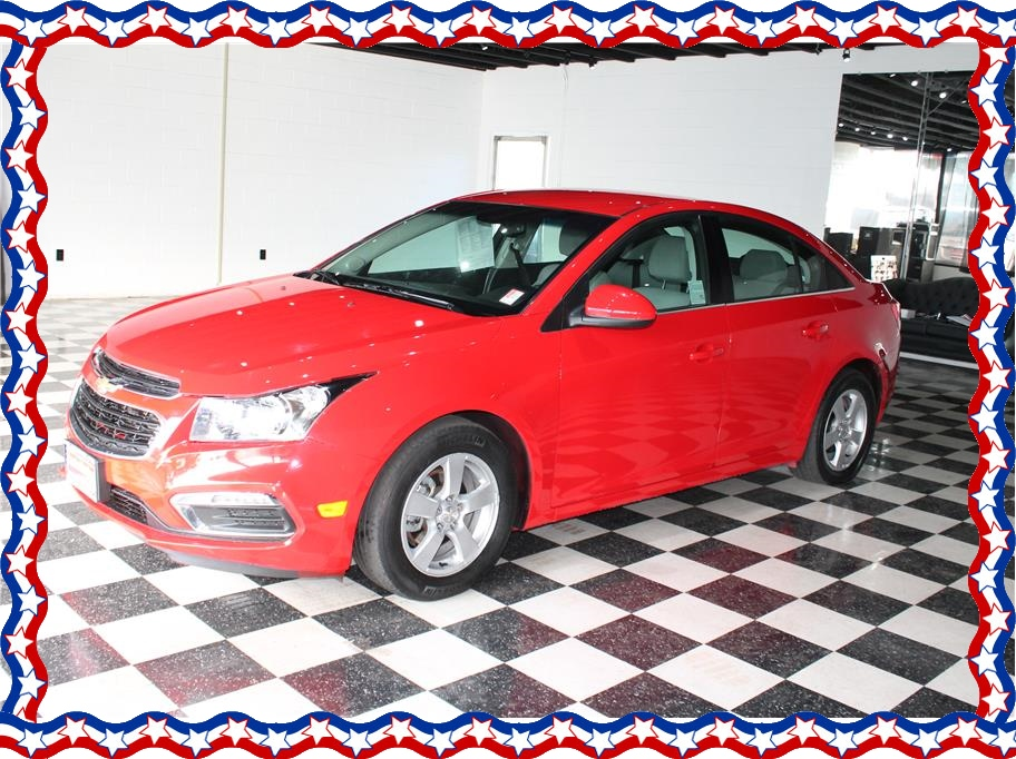 2015 Chevrolet Cruze from American Auto Depot