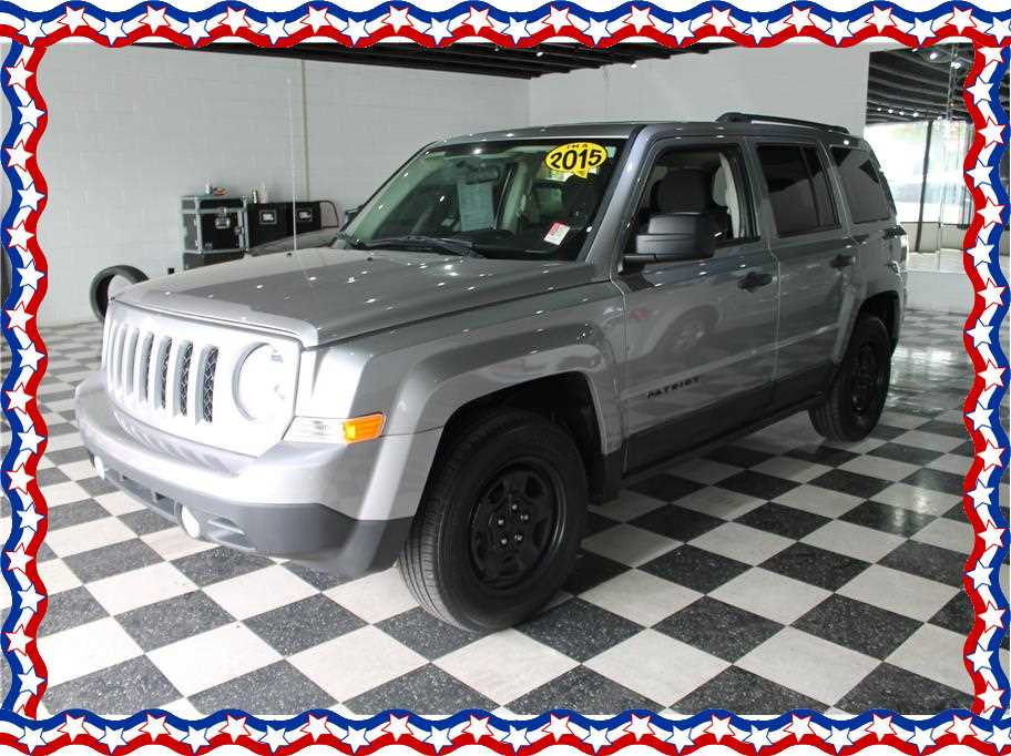 2015 Jeep Patriot from American Auto Depot